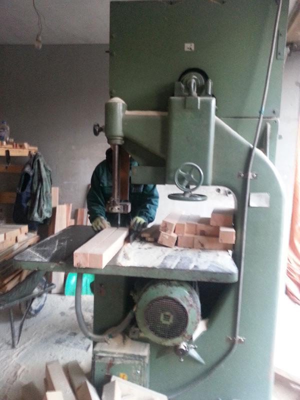 Obrada bukve proces proizvodnje